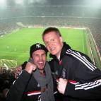 Besuch in der Allianz Arena mit Bastian Doreth