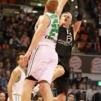 16. November 2011 gegen Treviso (EuroCup-Auftakt)